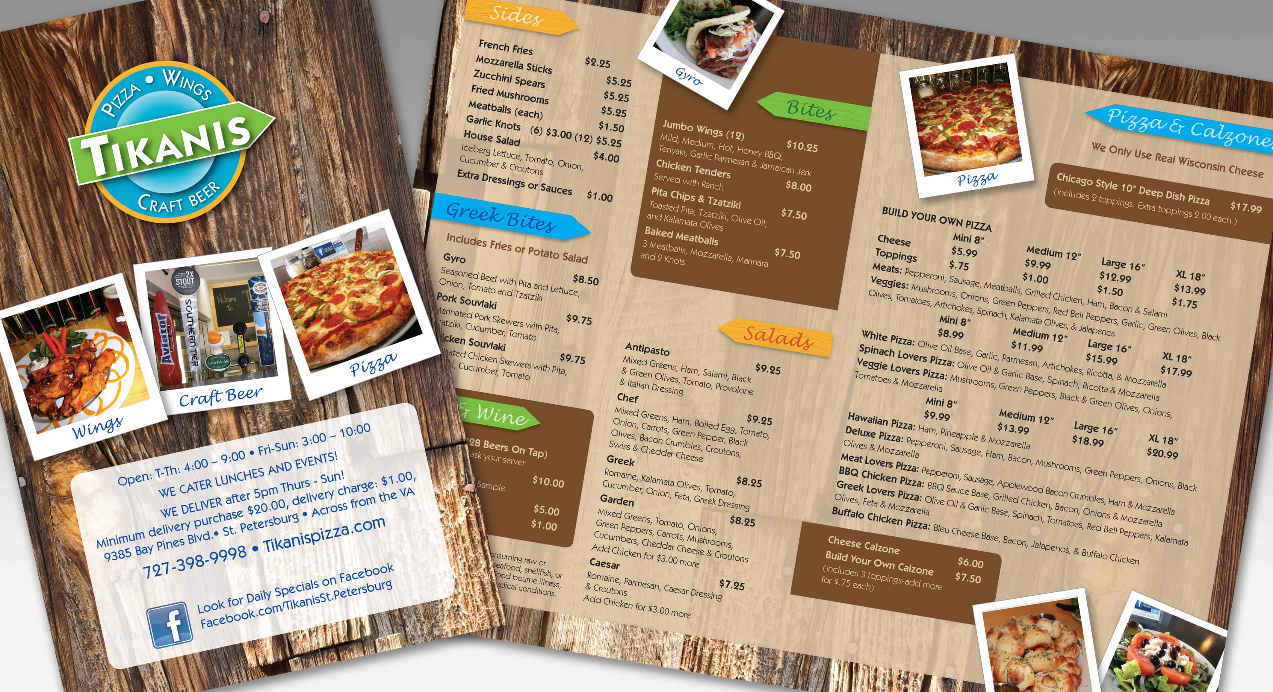 Tikanis Restaurant