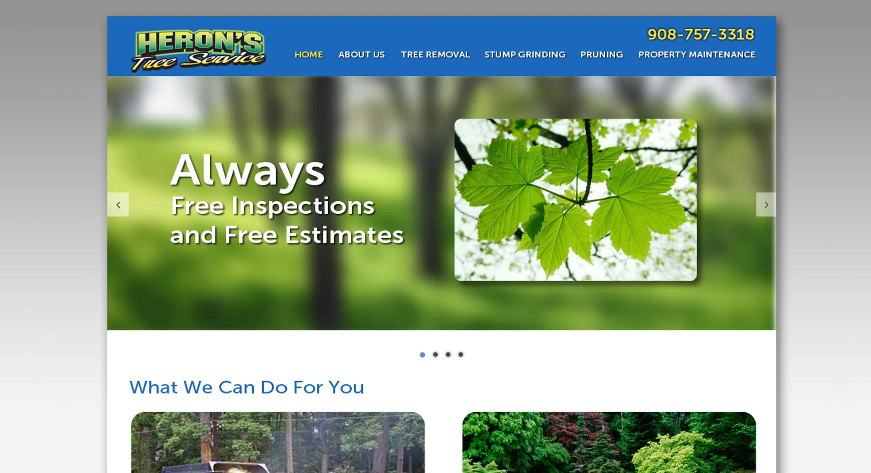 Heron's Tree Service