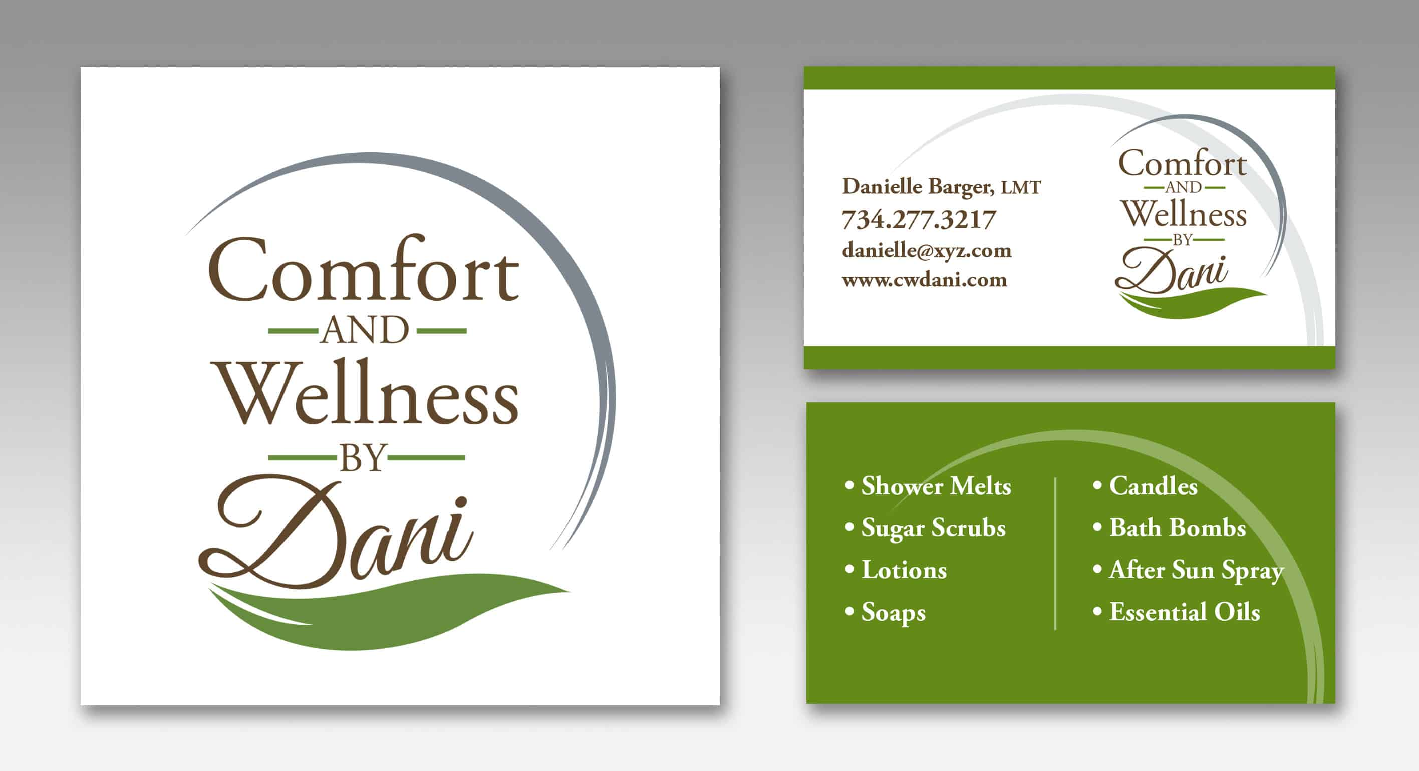 Comfort and Wellness By Dani