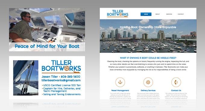 Graphic Design Portfolio: Print, Branding, Logo, Website Designs