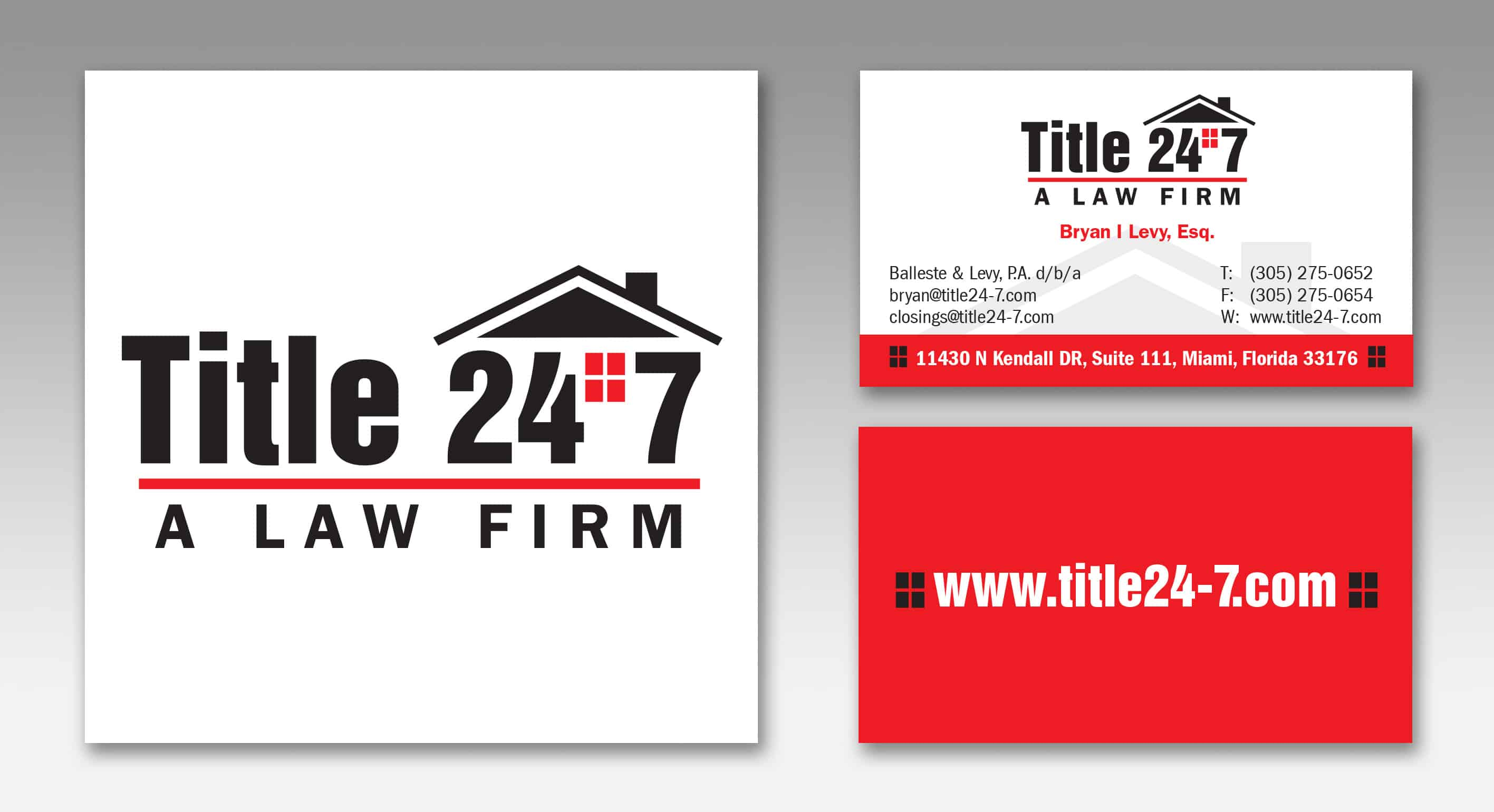 Title 24-7, A Law Firm