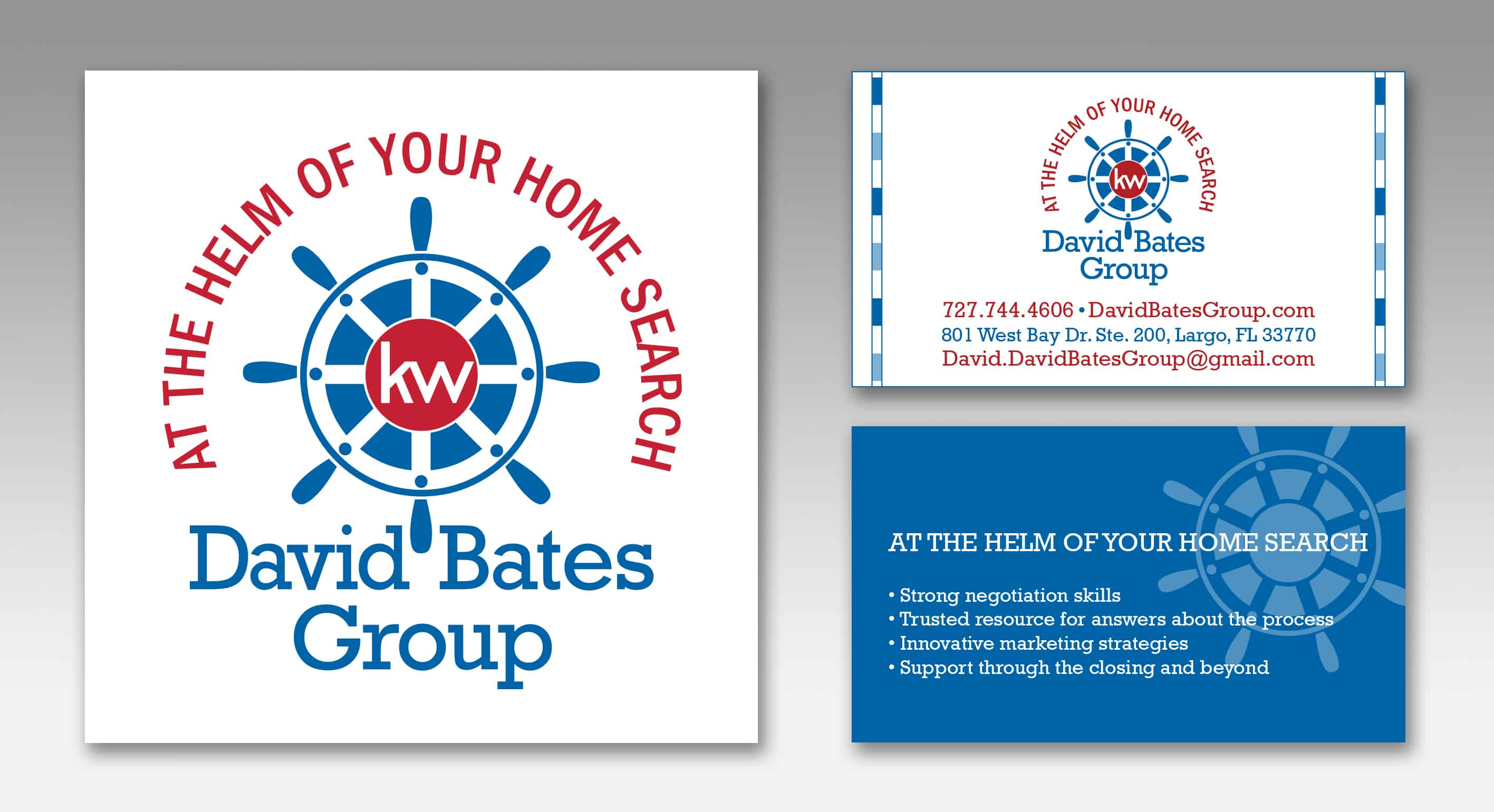David Bates Group – Keller Williams Realtor