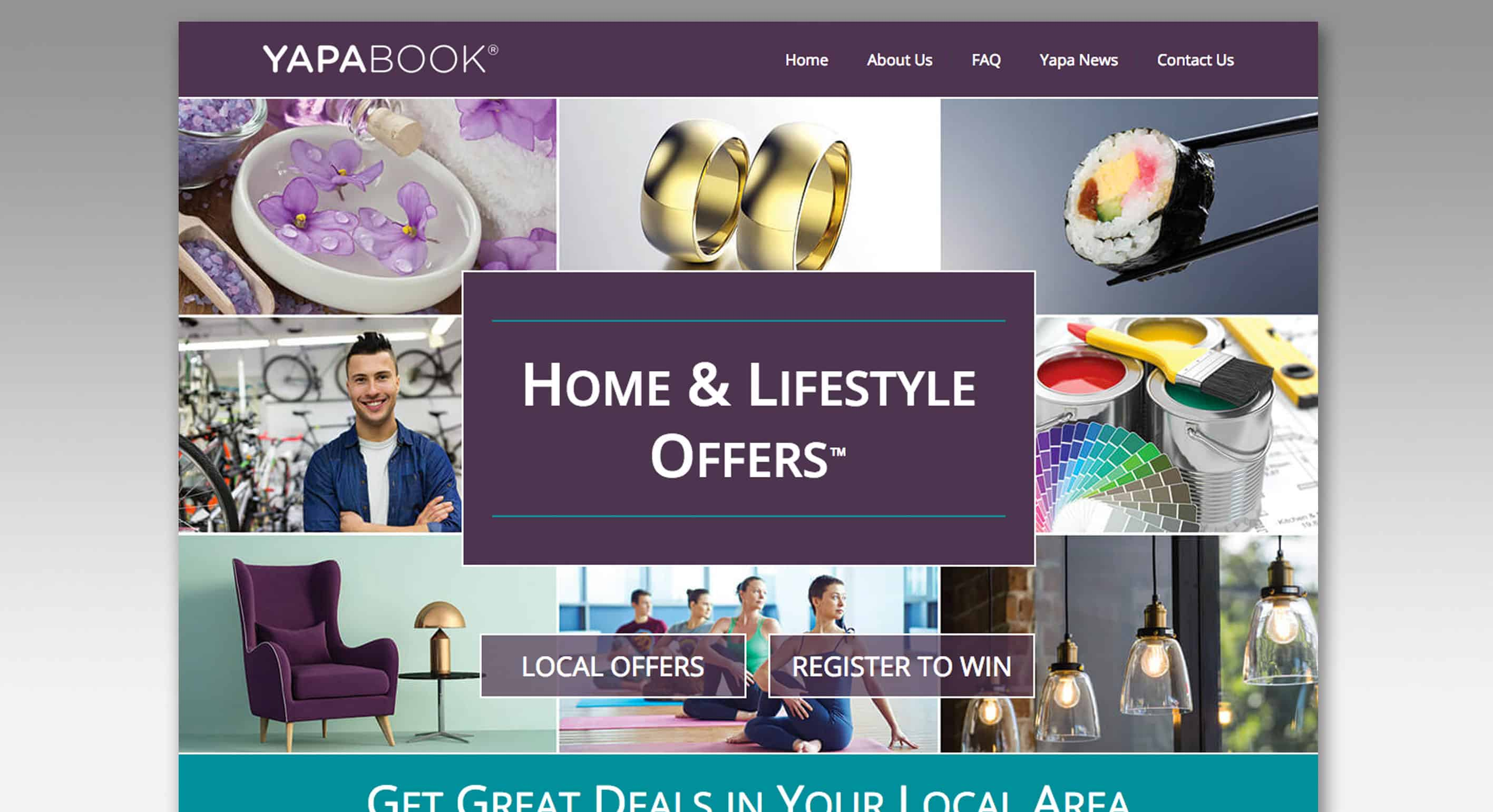 Yapabook Home & Lifestyle Offers