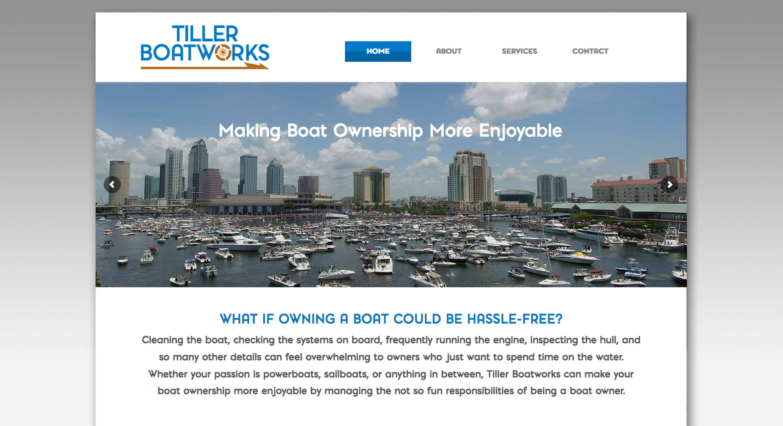 Tiller Boatworks