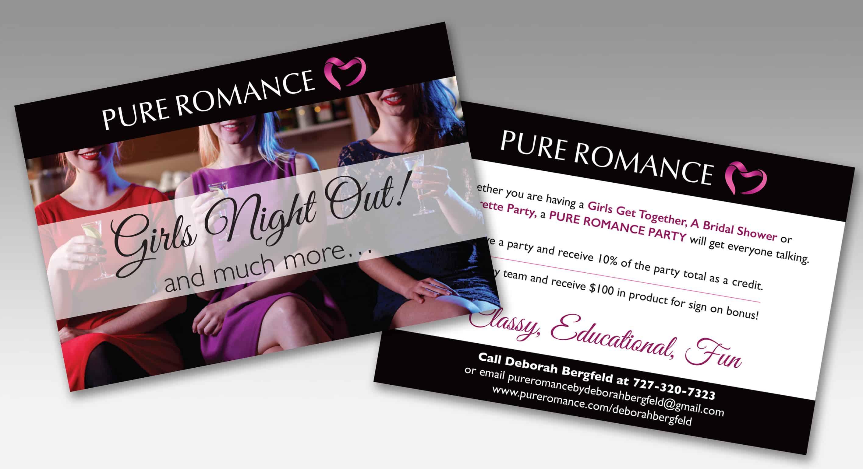 Pure Romance – Deborah Bergfeld
