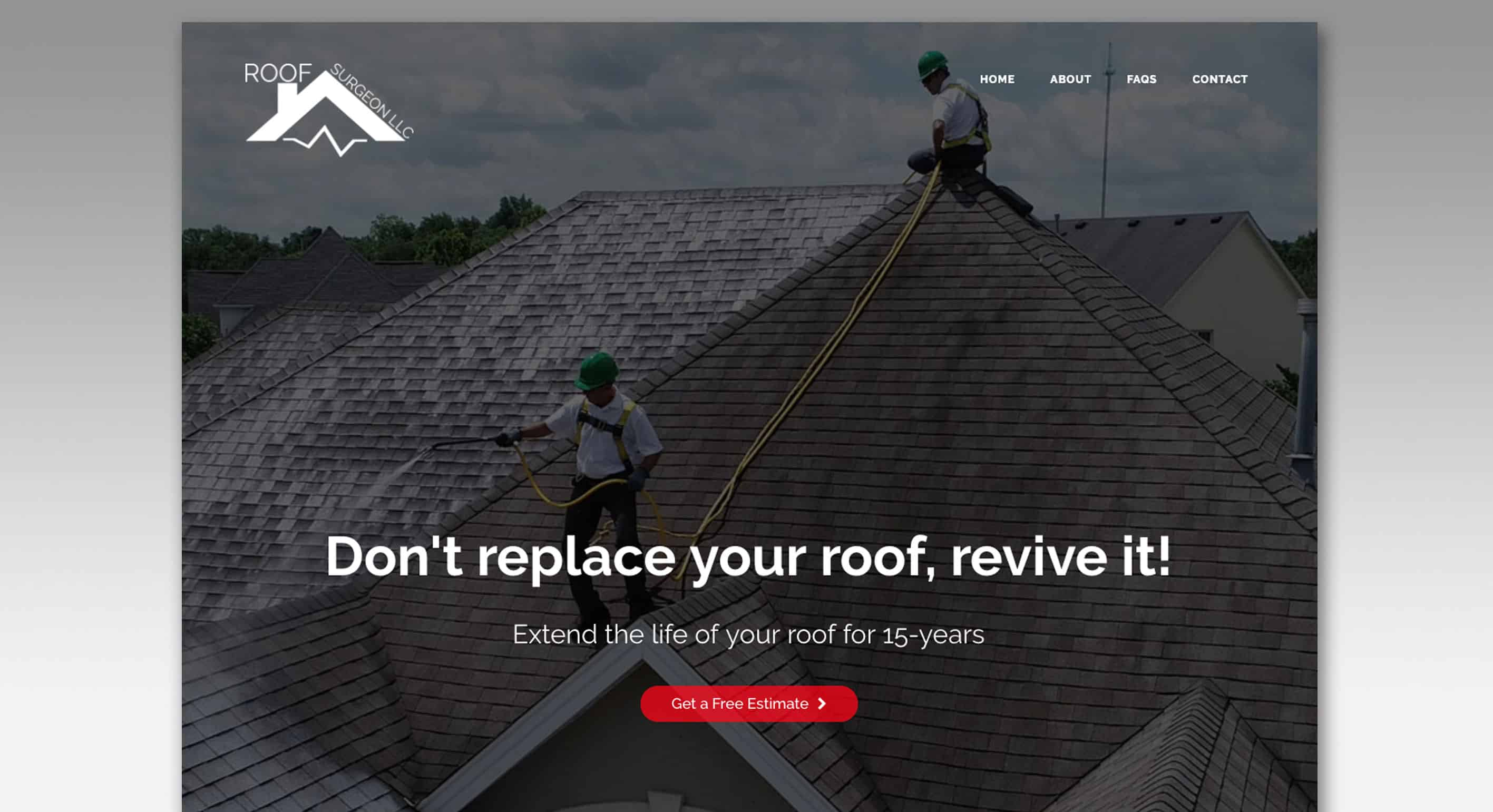 Roof Surgeon LLC