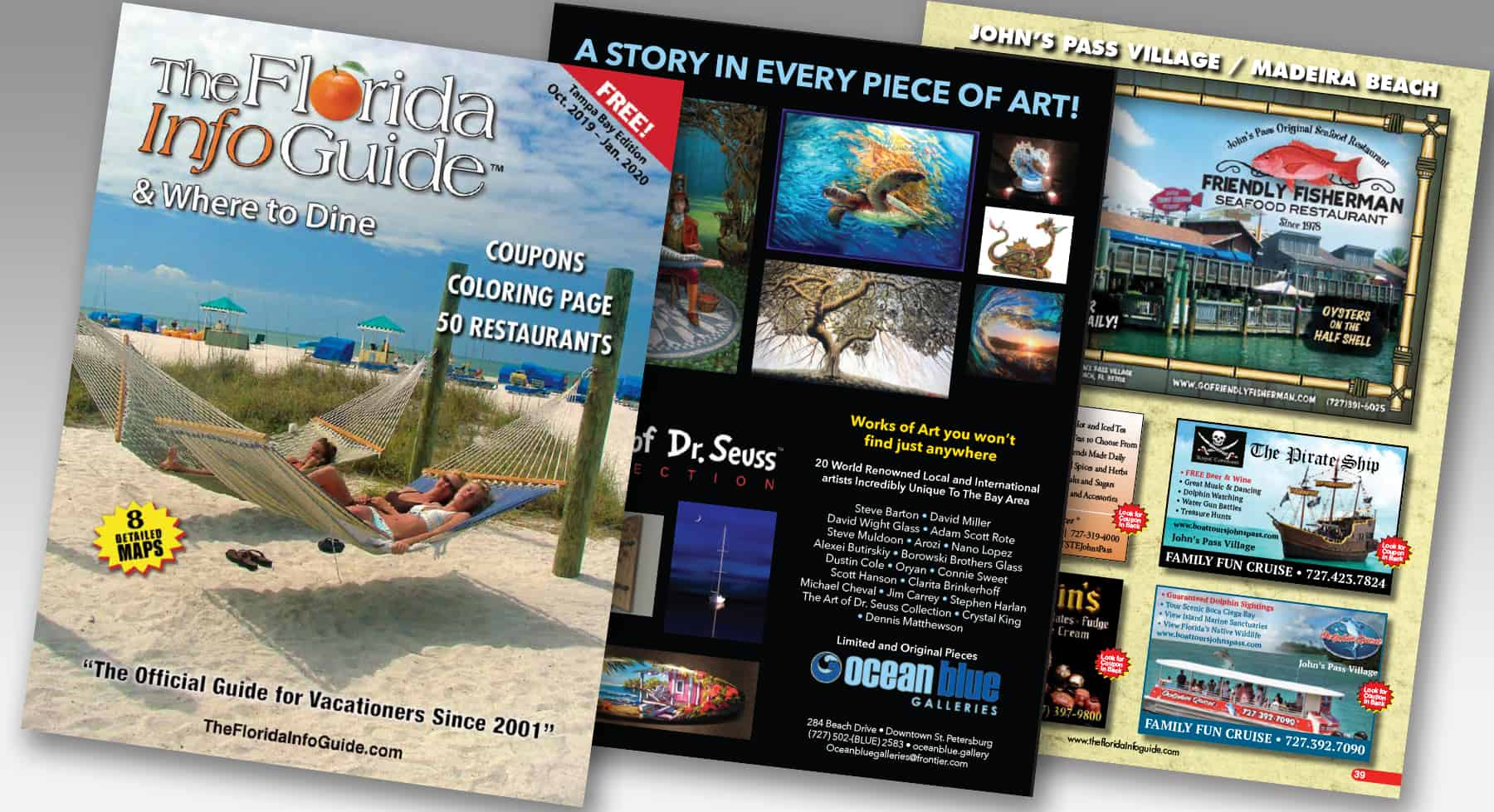 The Florida Info Guide Magazine
