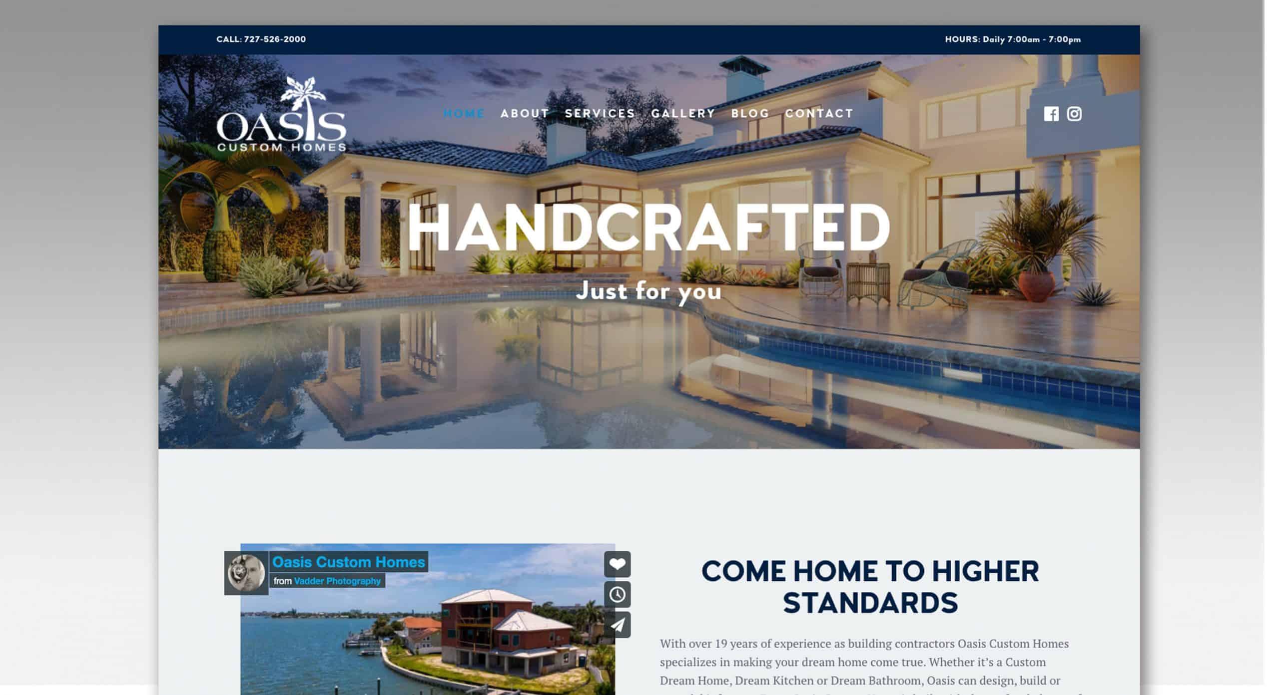 Oasis Custom Homes